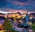 Castillos y palacios de Chequia