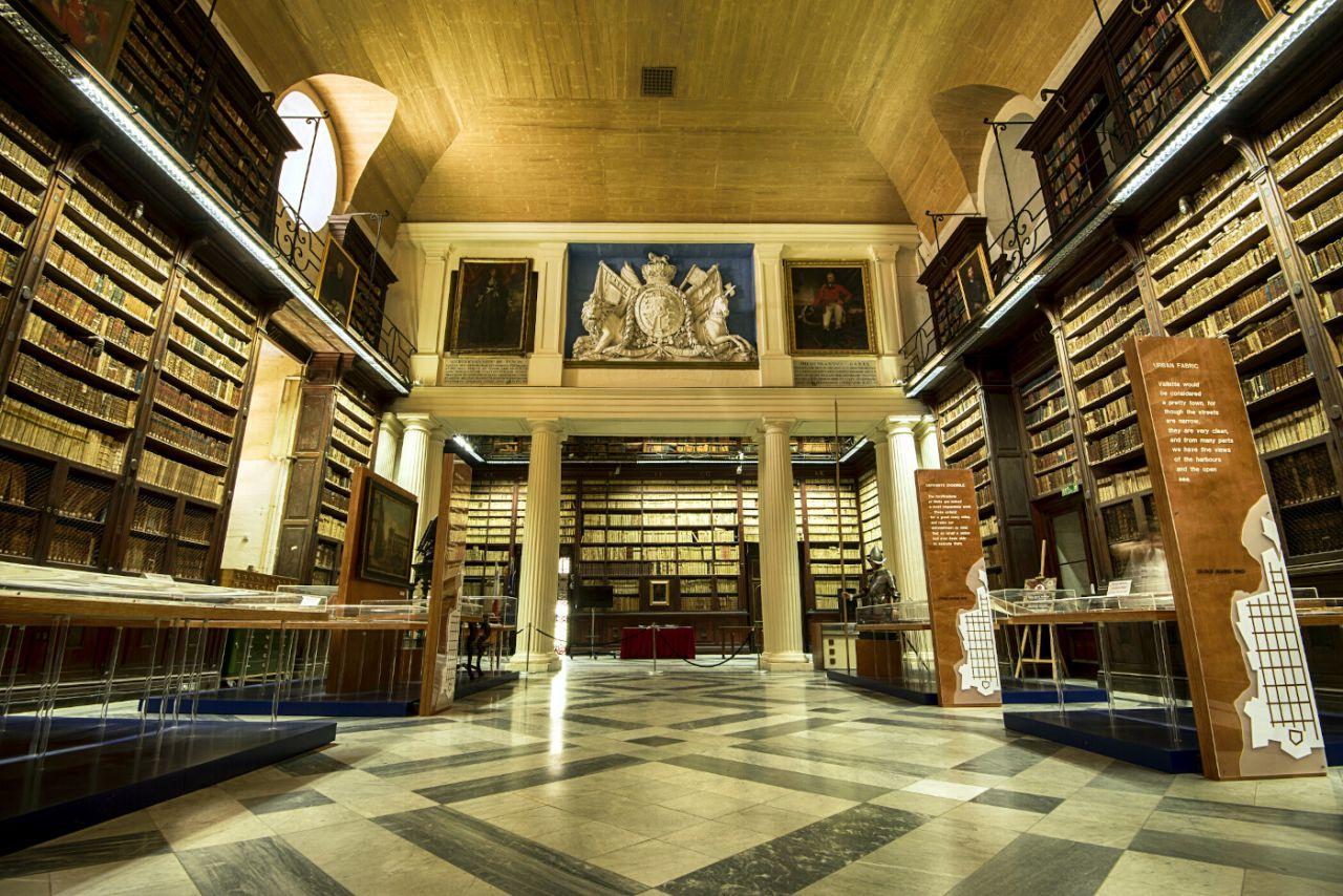 Biblioteca Nacional de Malta