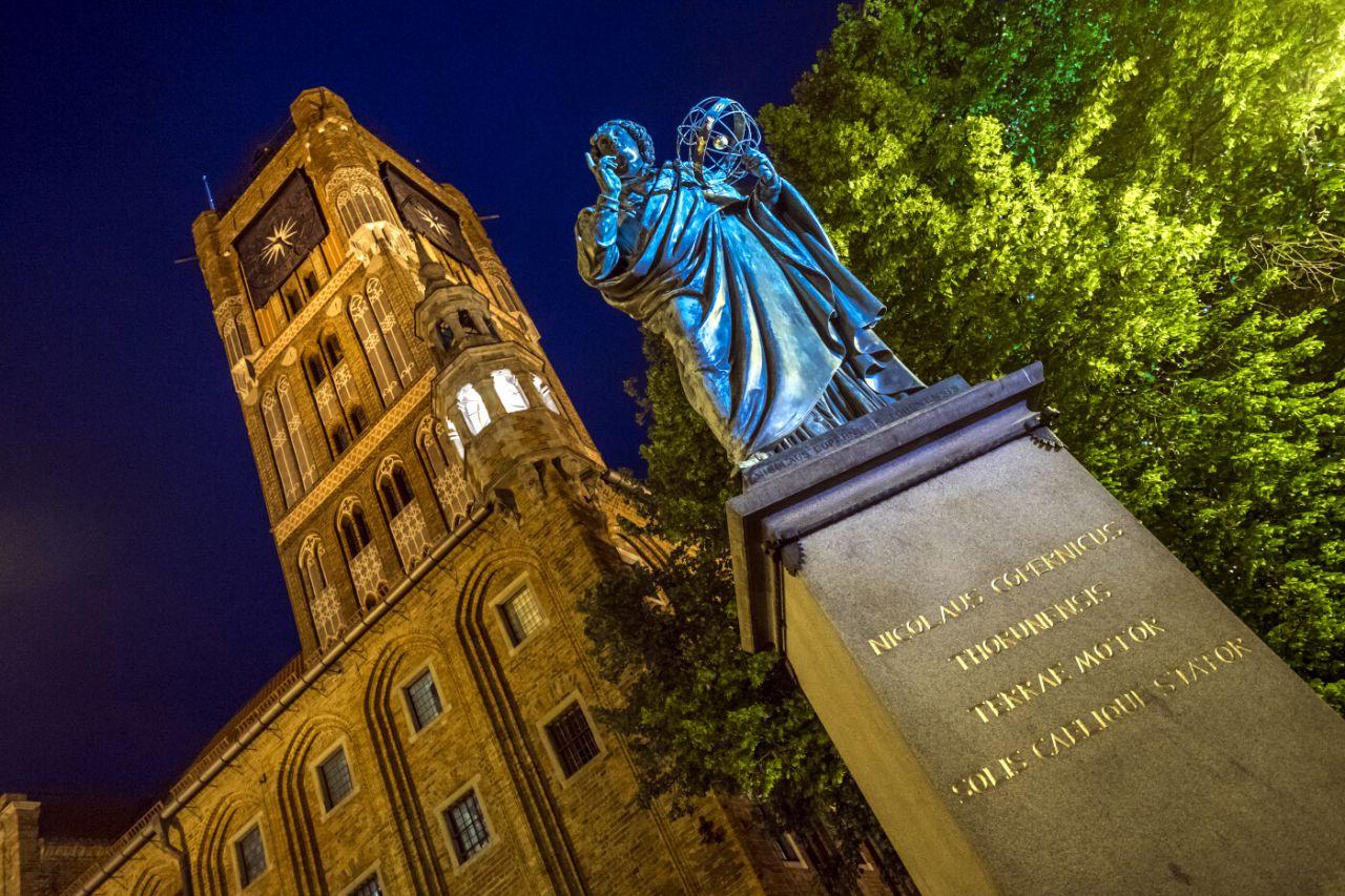 Monumento a Copérnico