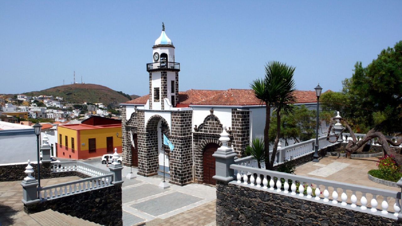 Iglesia de la Concepción Valverde