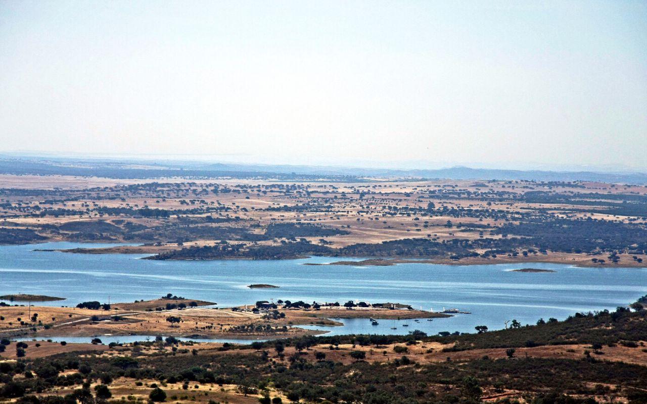 Lago de Alqueva, Extremadura