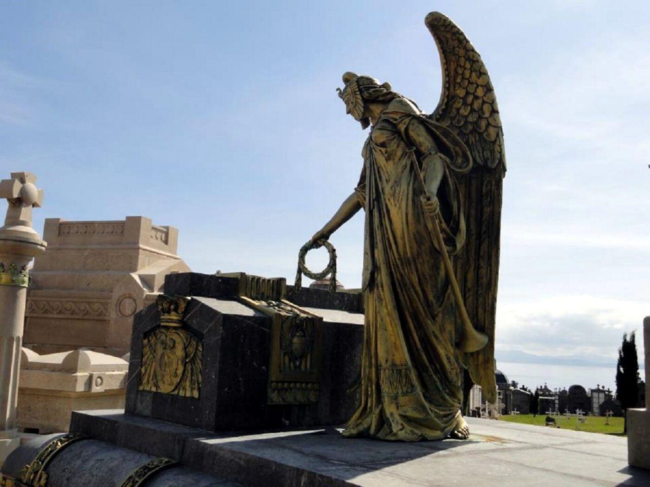 Cementerio de la Ballena, Castro Urdiales en Cantabria