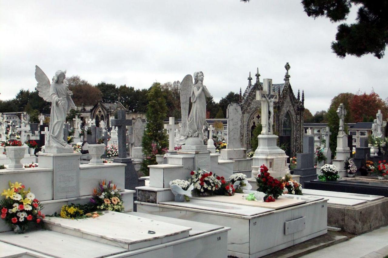 Cementerio de San Froilán en Lugo