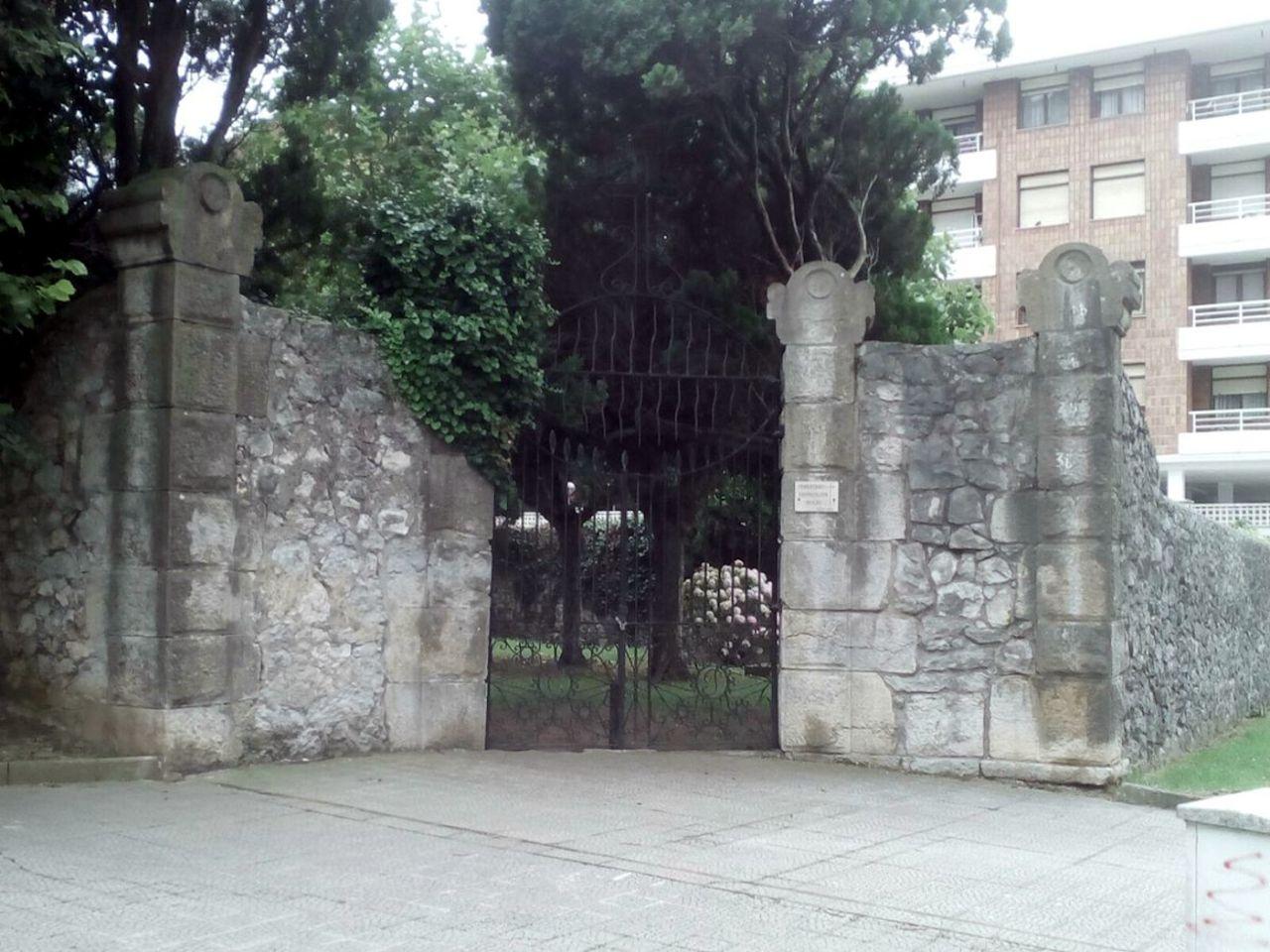 El Cementerio Protestante de Santander