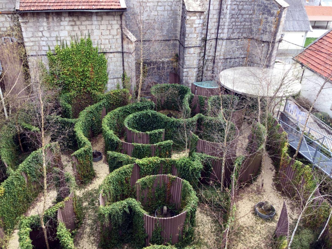 Cementerio Museo de Estelas en Navarra