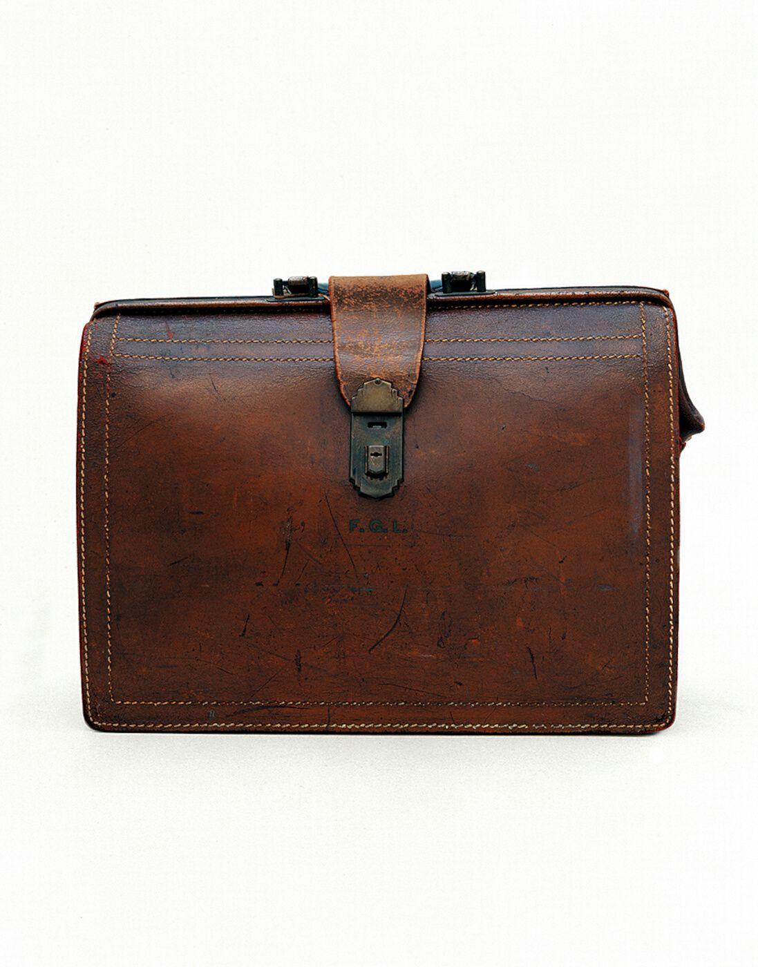 El maletín de Federico Garcia Lorca