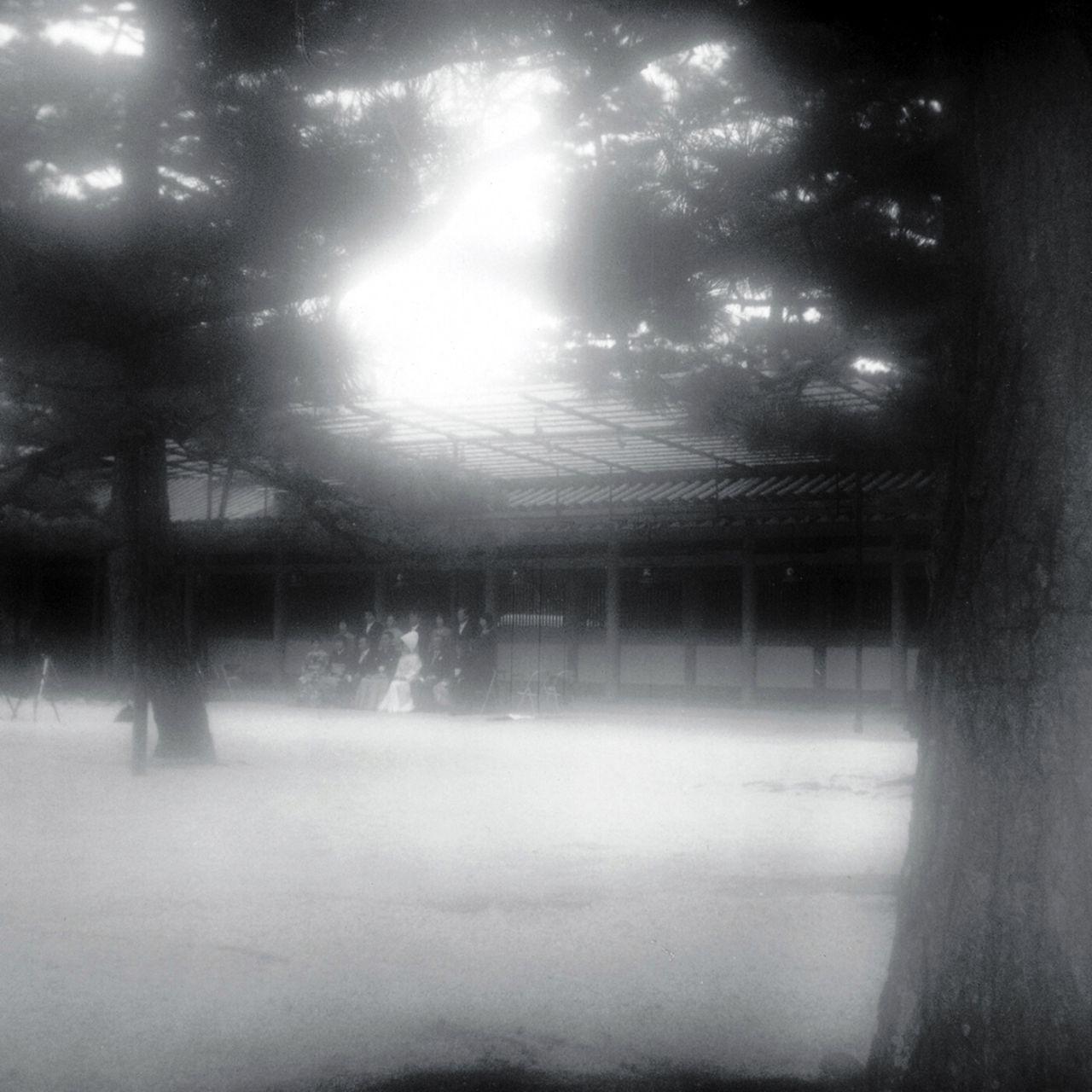 Santuario Heian i, Kioto (Sorge y Ozaki), 2008