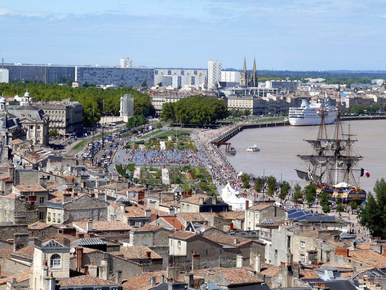 Vista desde Saint Michel