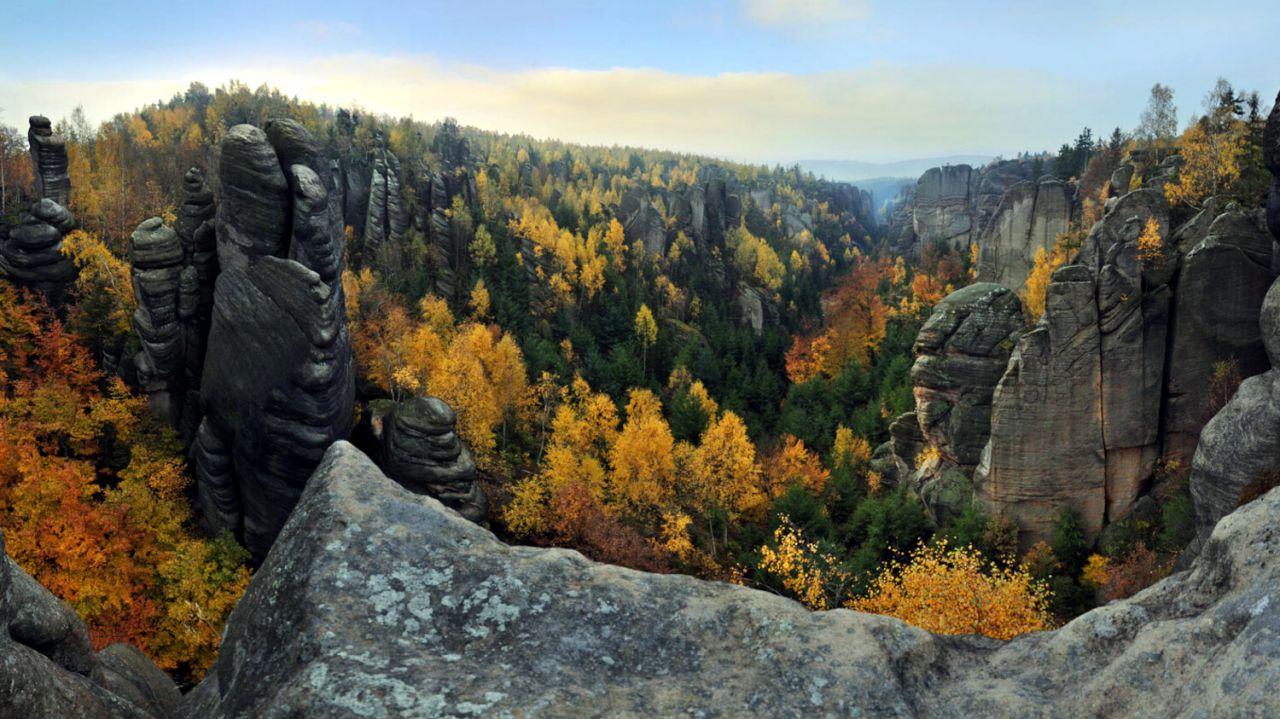 Reserva natural de Broumovsko