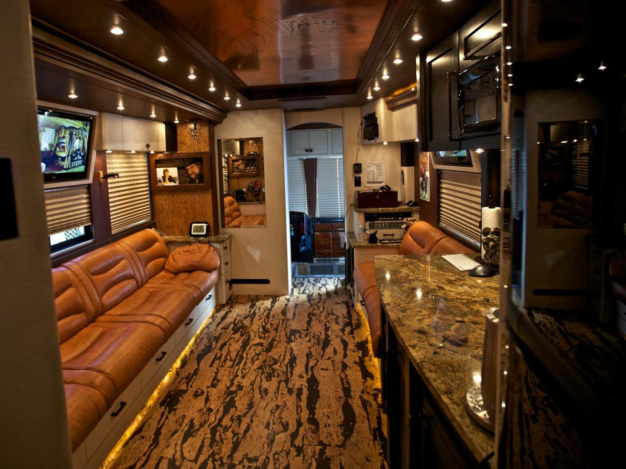 Autocaravana Zac Brown Band