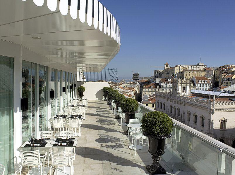 Avenida, Rossio Restaurant