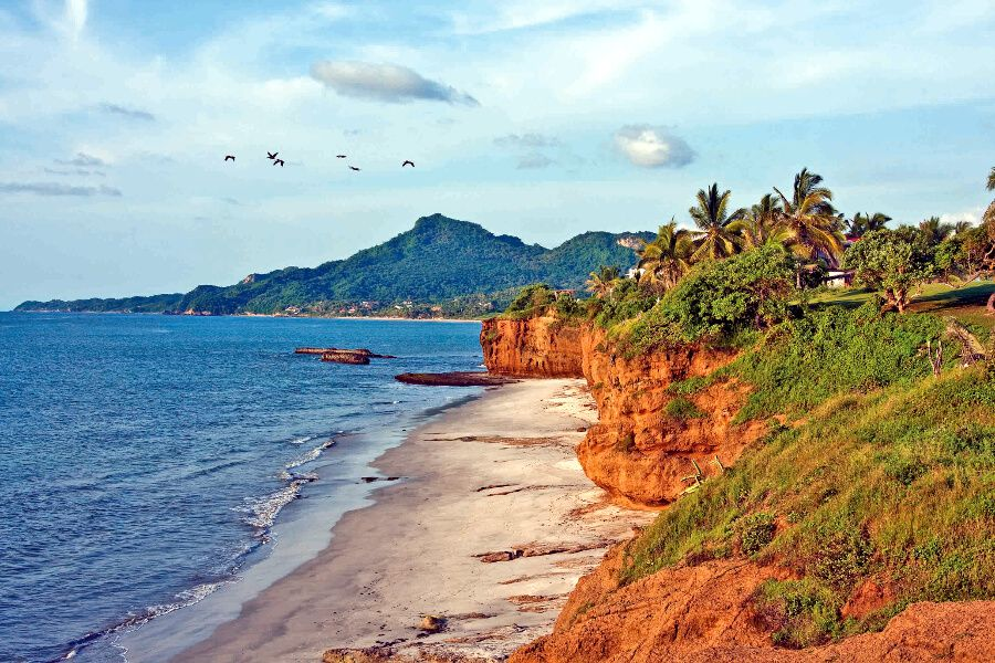 Playa Careyeros. Riviera Nayarit