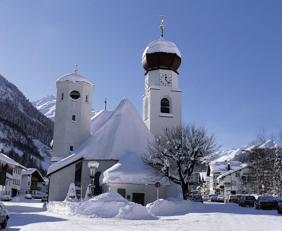 Invierno en Austria