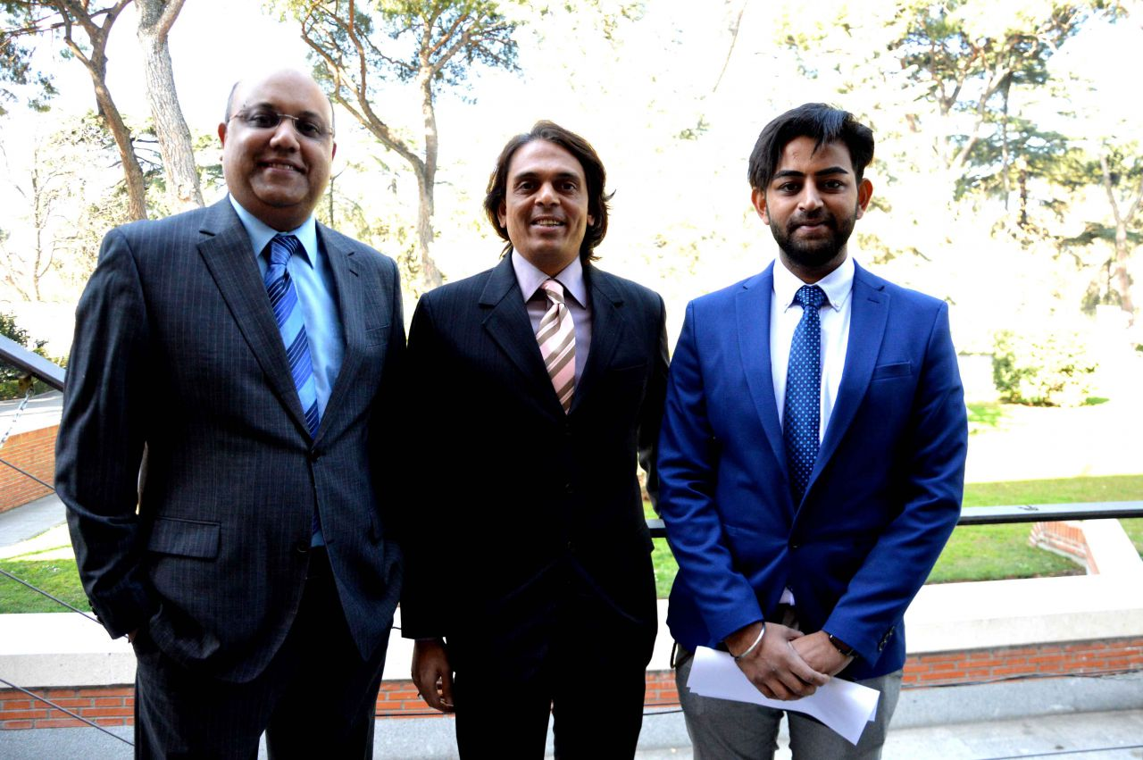 Presentación de la 17ª edición del IIFA Weekend and Awards (Oscars de Bollywood) que tendrá lugar en Madrid, del 24 al 26 de Junio