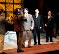 """Ensayo general en el Teatro La Zarzuela ( """"La Guerra de los Gigantes"""" y """"El imposible mayor en amor, le vence Amor"""" )"""