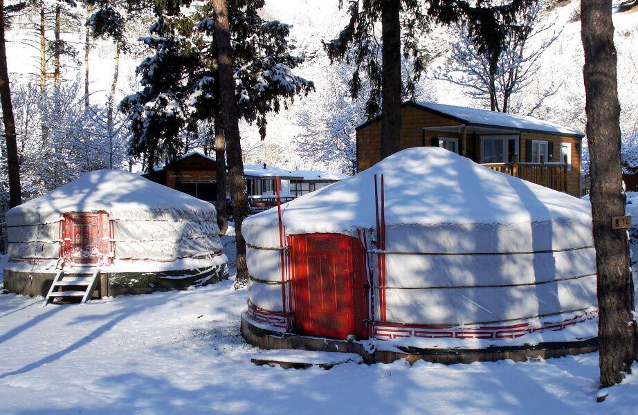 Francia - Camping Le Reclus