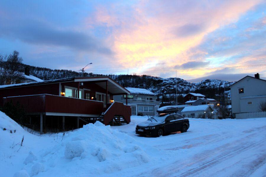 Noruega - Skrolsvik Kystferie