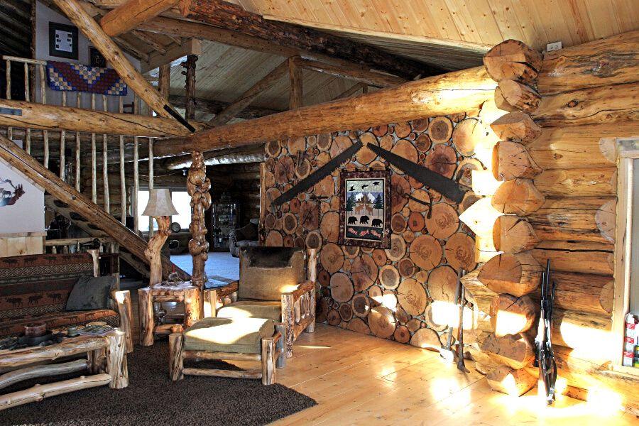 USA - Log Cabin Wilderness Lodge
