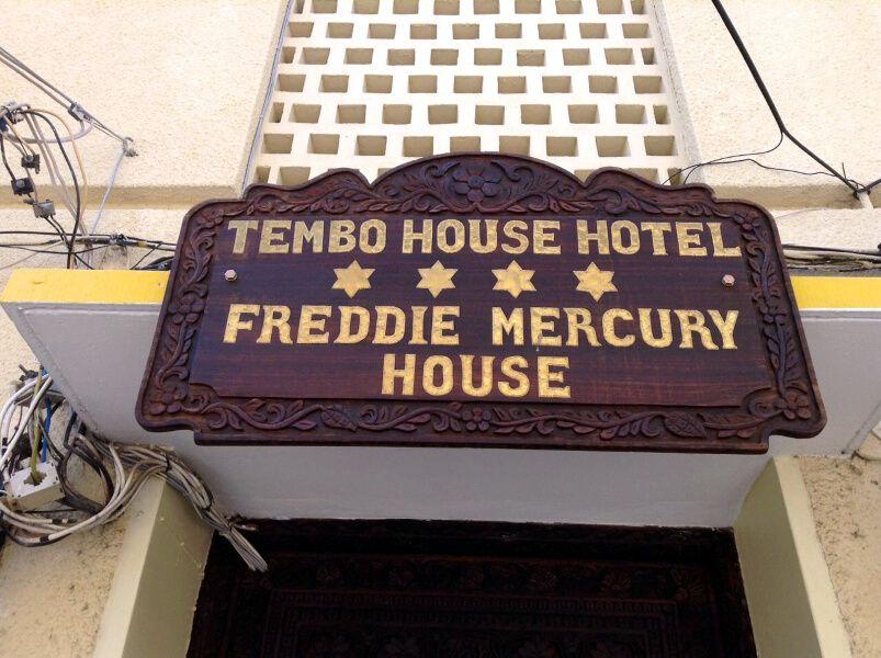 Casa de Freddy Mercury