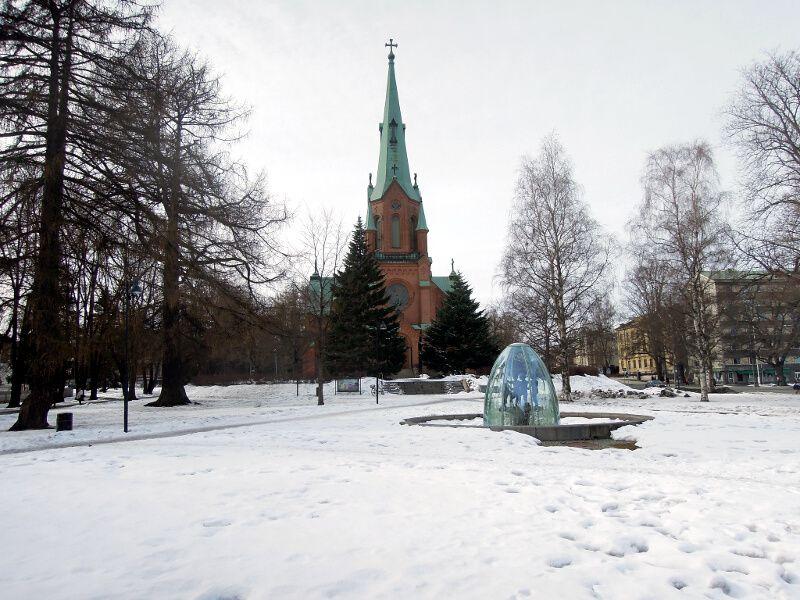 Las mejores ciudades para una blanca navidad