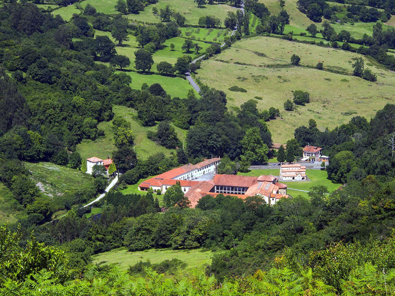 Monasterio Valdedios Villaviciosa