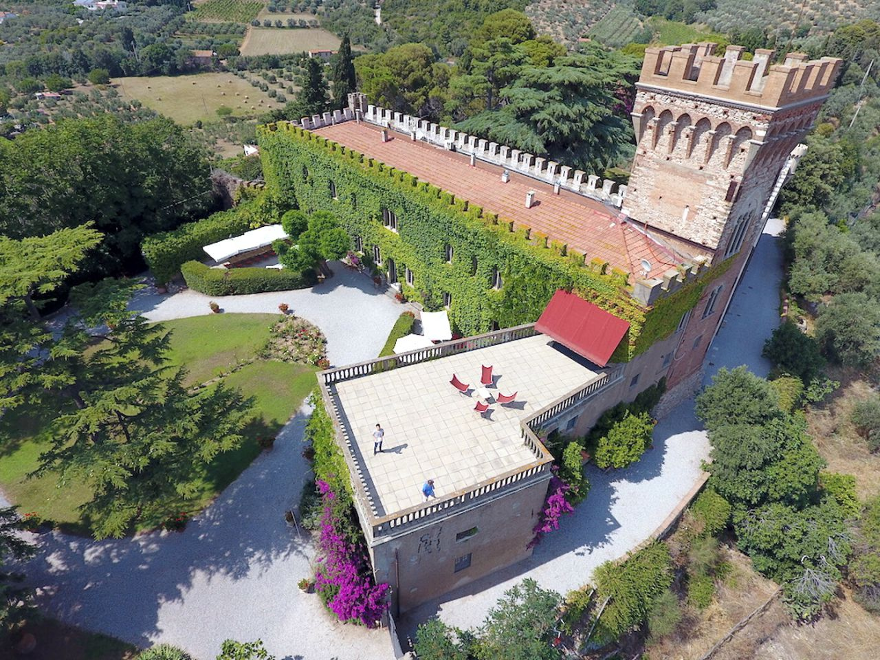Castello Leopoldo - Campiglia Marittima, Toscana, Italia