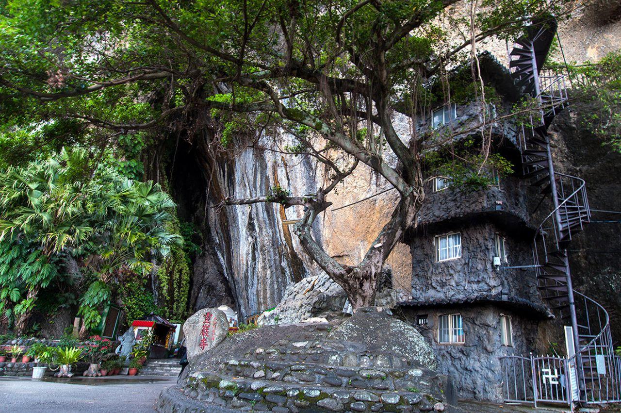 Cueva Baxian (Taitung)