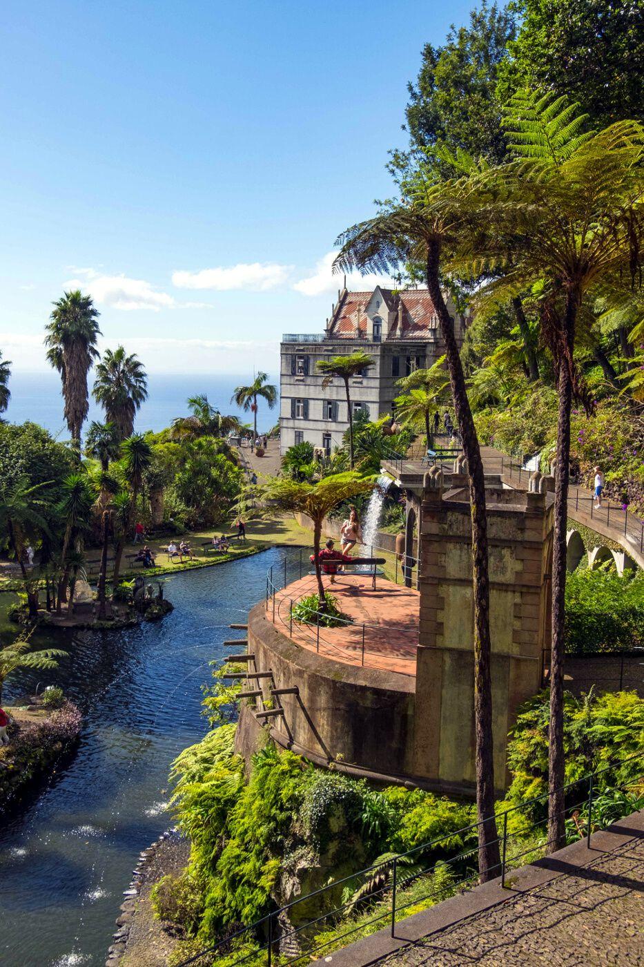 Jardín Monte Palace