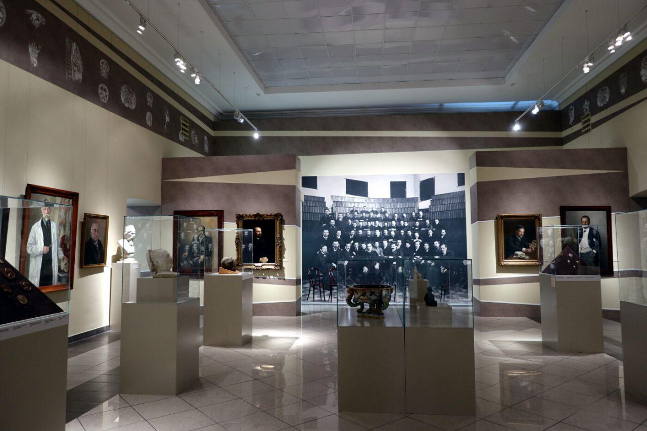 Museo Sechenov de historia de la medicina - Moscu