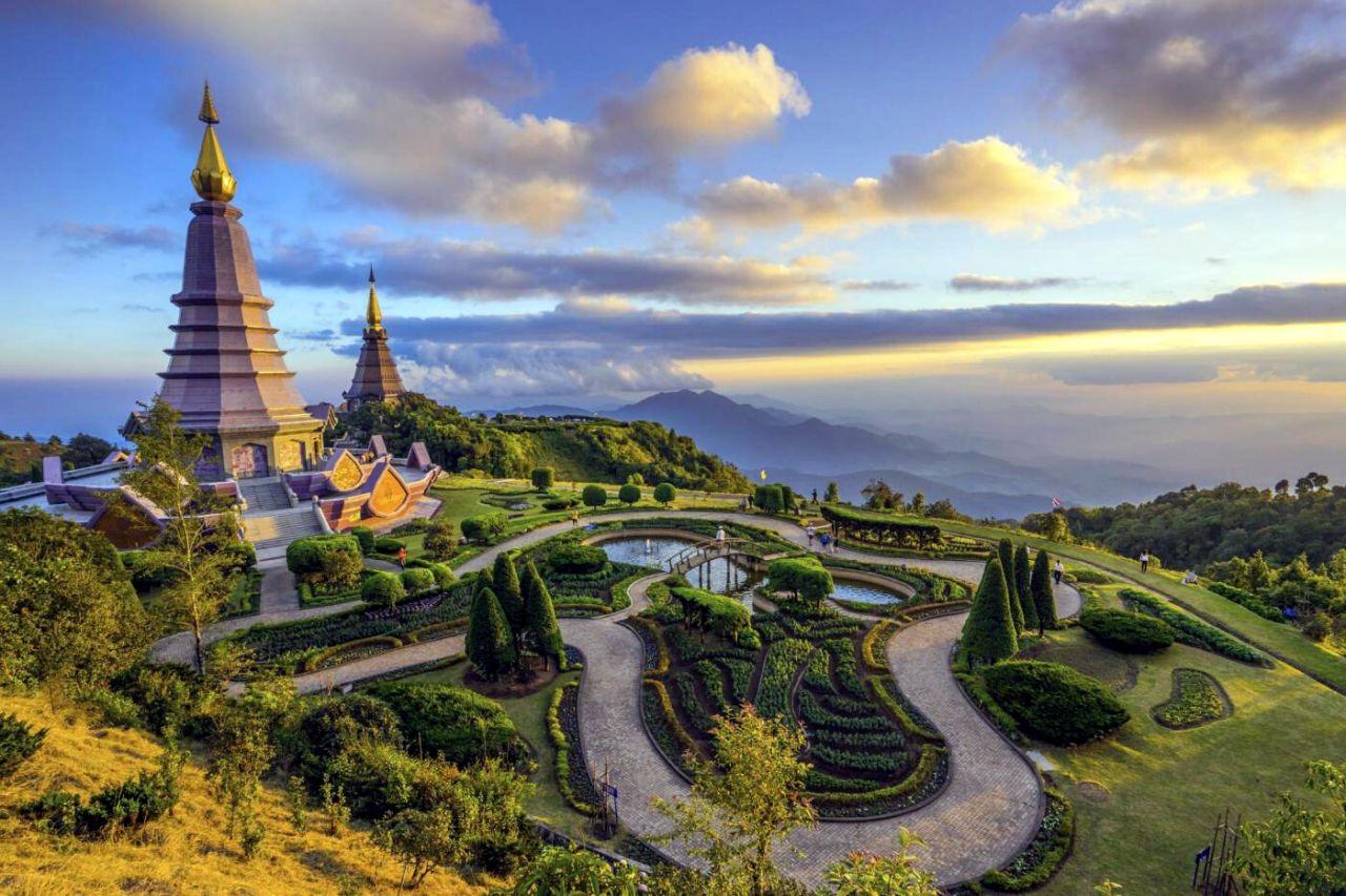 Tailandia, Doi Inthanon National Park, Chiang Mai