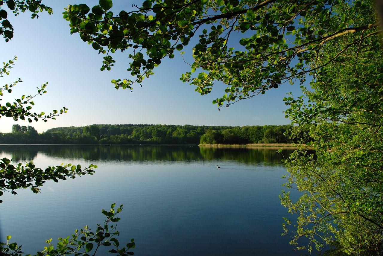 Lago de Bambois