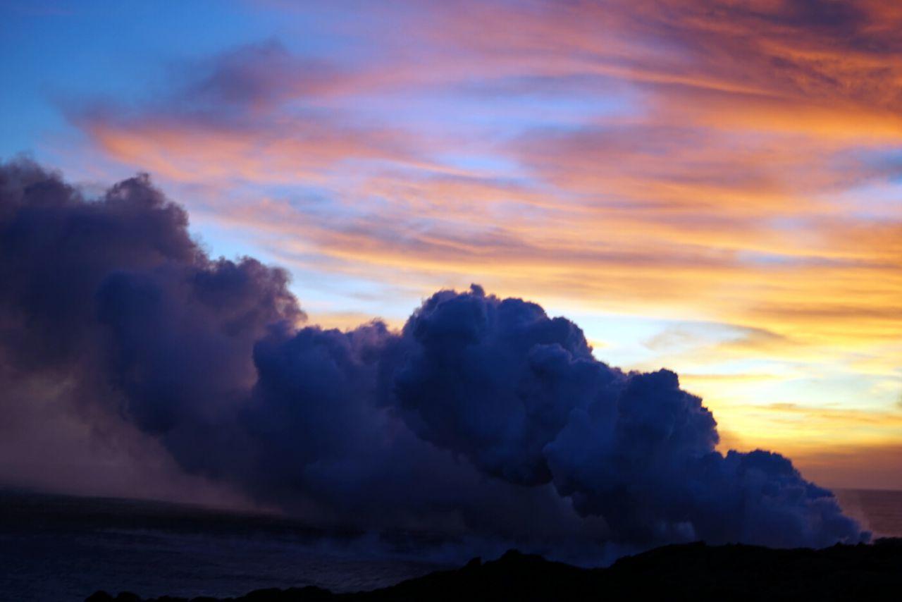 Parque Nacional de los volcane