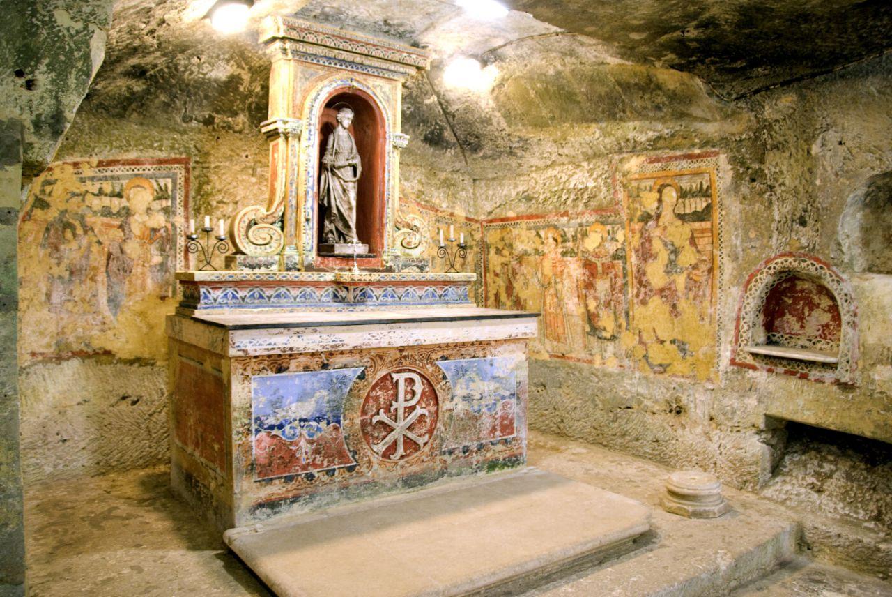 Catacumbas de Santa Agatha