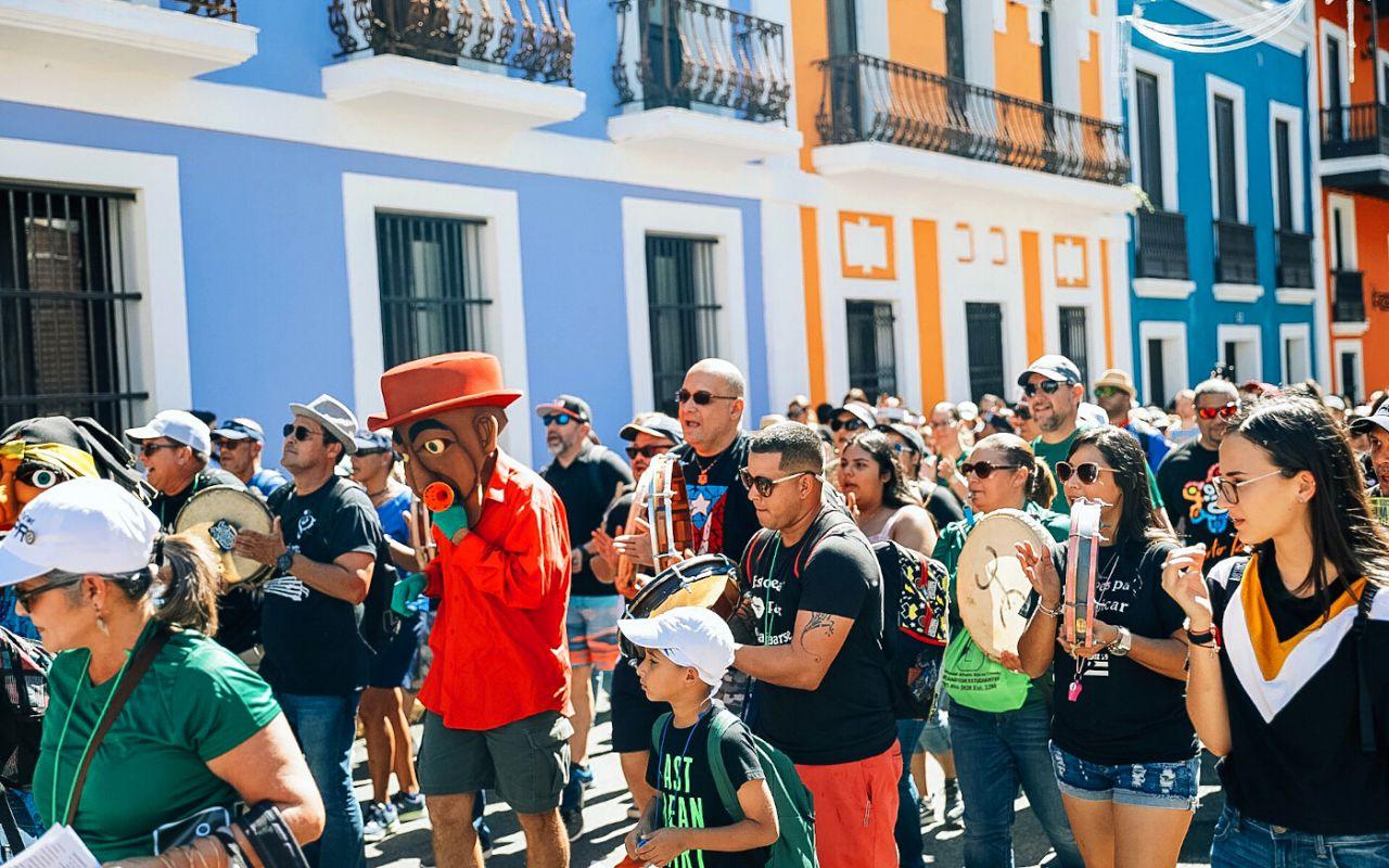 Fiestas de la calle