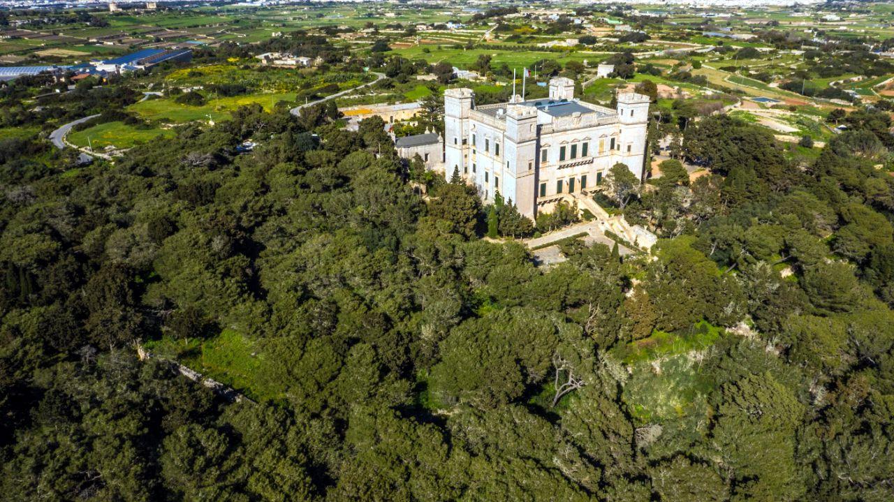 El Castillo Verdala
