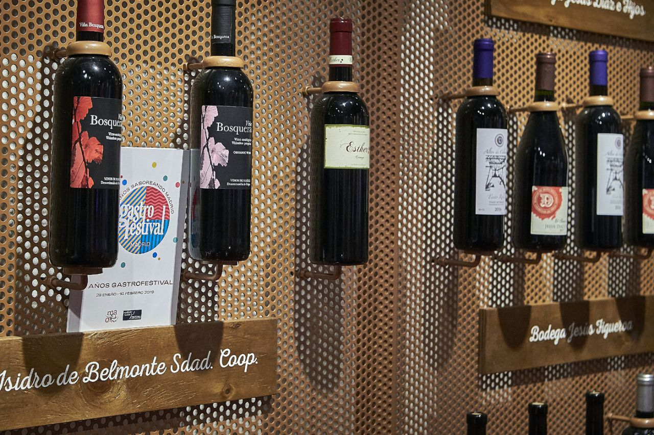Enocultura D.O. Vinos Madrid