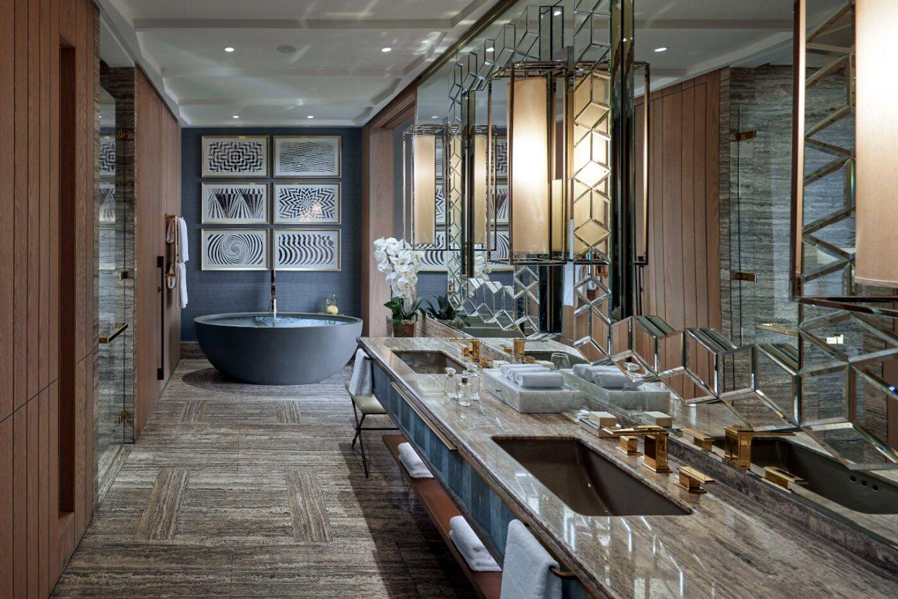 Junior Suite. Baño