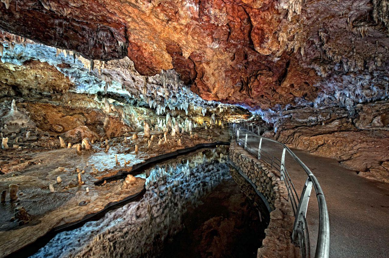 Cueva El Soplao. Cantabria