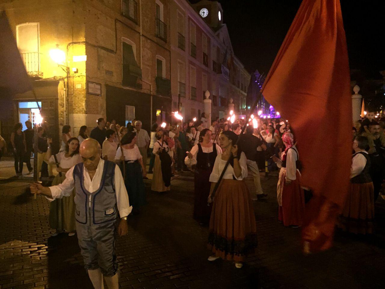 El motín de Aranjuez