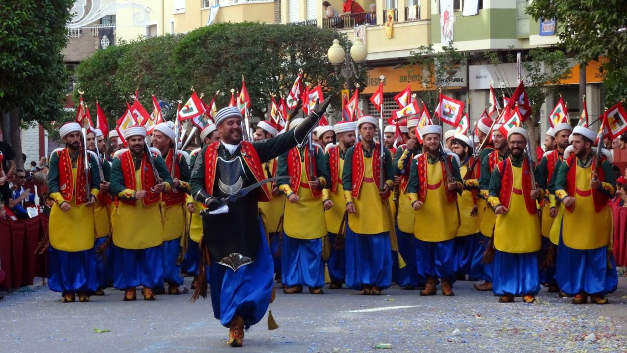 Fiestas de Moros y Cristianos de Alcoy
