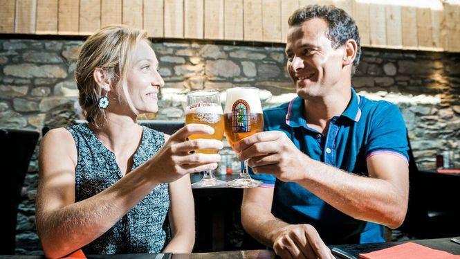 Rutas de las cervezas en Valonia