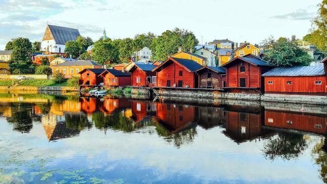 Planes ideales para el verano en la costa y el archipiélago de Finlandia