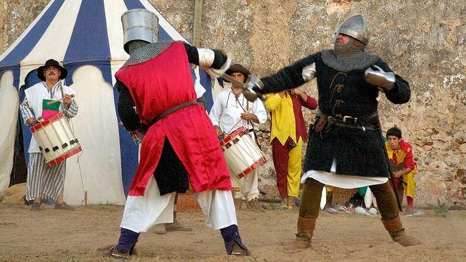 Castro Marim emprende su particular viaje al pasado durante los Días Medievales