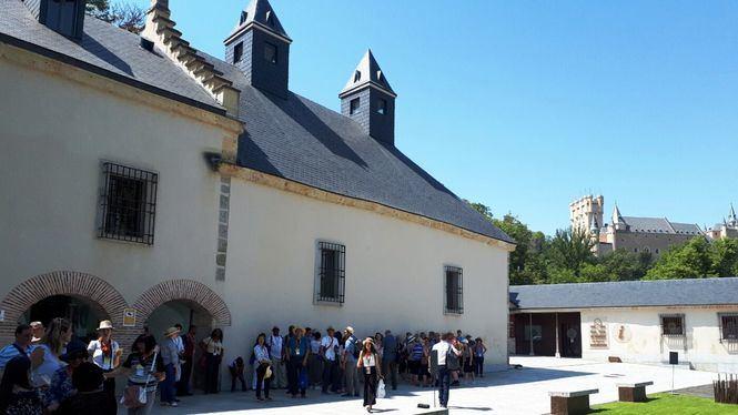 Segovia Convention Bureau coordina la visita de testigos de Jehová a la ciudad