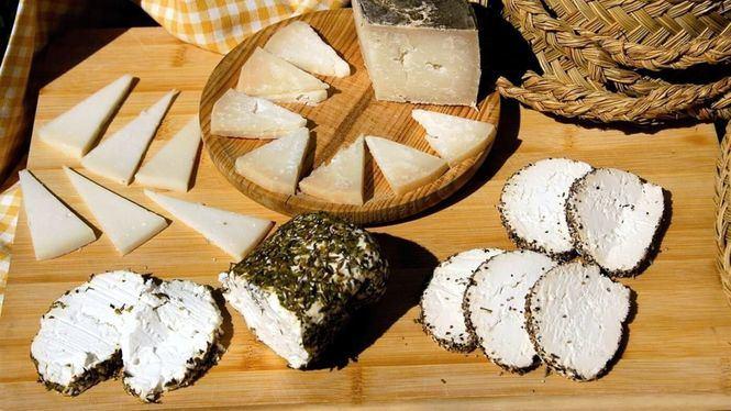 Los españoles consumen más de 354,4 millones de kilos de queso al año