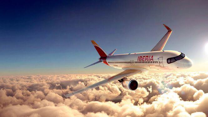 Los clientes del Airbus A350 de Iberia valoran sobre todo la comodidad de la cabina