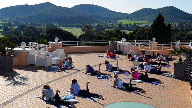 La Manga Club impartirá clases de yoga