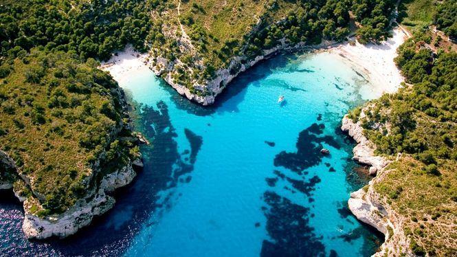 Menorca, Reserva de la Biosfera con más superficie marina del Mediterráneo