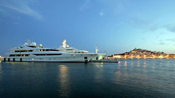 Dos días de lujo en Ibiza