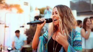 La cantante Sofía Ellar actuará en agosto en La Daurada